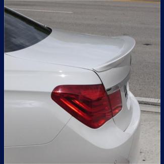 2009-2015 BMW 7-Series ACS Style Rear Lip Spoiler