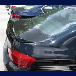 2010-2016 BMW 5-Series Alpina B5 Style Rear Lip Spoiler