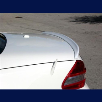 2002-2012 Mercedes SL AMG Style Rear Lip Spoiler