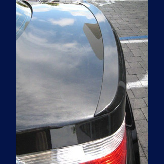 2004-2009 BMW 5-Series M5 Style Rear Lip Spoiler