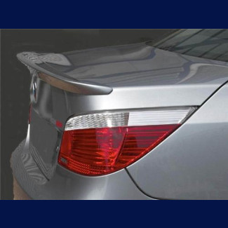 2004-2009 BMW 5-Series ACS Style Rear Lip Spoiler