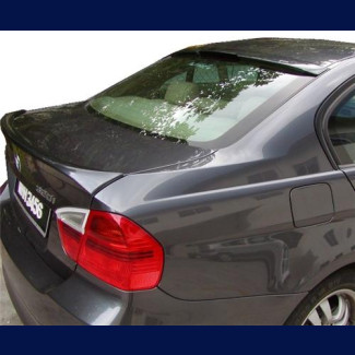2005-2011 BMW 3-Series Sedan ACS Style Rear Roof Spoiler