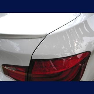 2010-2016 BMW 5-Series Euro Style Rear Lip Spoiler