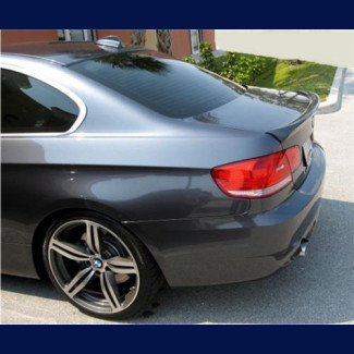 2007-2012 BMW 3-Series Coupe Euro Style Rear Lip Spoiler