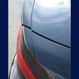 2010-2017 Maserati GranCabrio LT Style 3pc Rear Lip Spoiler