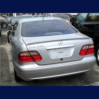 1998-2002 Mercedes CLK Coupe L-Style Rear Lip Spoiler