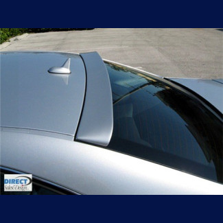 2007-2009 Mercedes CLK Coupe L-Style Rear Roof Spoiler