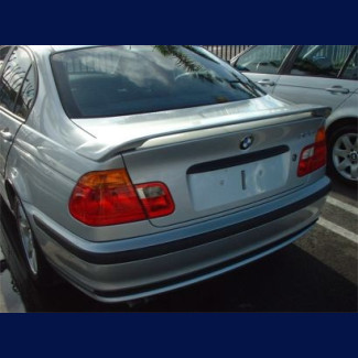 1999-2005 BMW 3-Series Sedan Factory Style Rear Wing Spoiler