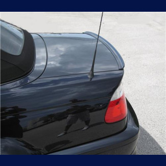 1999-2006 BMW 3-Series Convertible M3 Style Rear Lip Spoiler