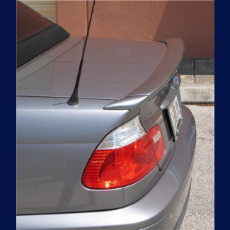 1999-2006 BMW 3-Series Convertible 3pc Euro Style Rear Lip Spoiler