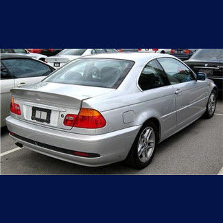 1999-2005 BMW 3-Series Coupe CSL Ducktail Style Rear Spoiler