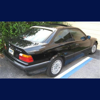 1992-1998 BMW 3-Series Coupe Euro Style Rear Roof Spoiler