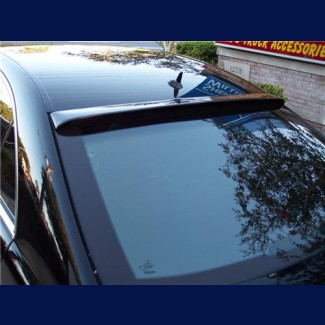 2007-2013 Mercedes S-Class L-Style Rear Roof Spoiler