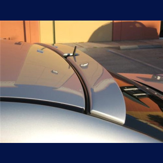 2001-2007 Mercedes C-Class L-Style Rear Roof Spoiler (w/Cut-Out)