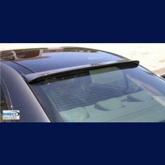2007-2009 Mercedes E-Class L-Style Rear Roof Spoiler without Cutout for Antenna