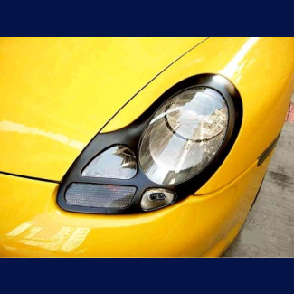 1997-2001 Porsche 911 / 996 Euro Style Headlight Covers