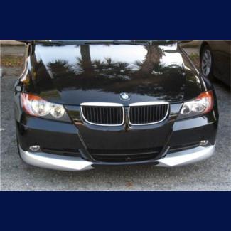 2005-2008 BMW 3-Series Sedan ACS Style 2pc Front Splitters