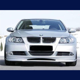 2005-2008 BMW 3-Series Sedan H-Style Front Lip Spoiler