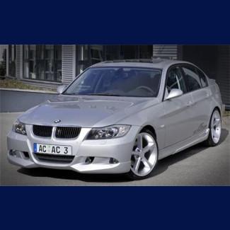 2005-2008 BMW 3-Series Sedan ACS Style Front Lip Spoiler