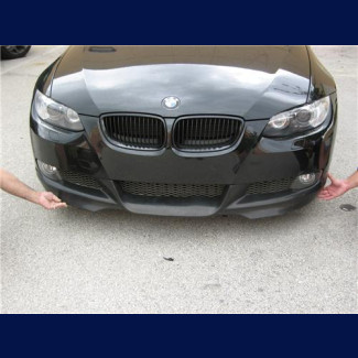 2007-2010 BMW 3-Series Convertible M-Tech Style Front Spoiler
