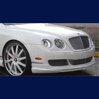 2005-2009 Bentley Flying Spur Euro Style Front Lip Spoiler