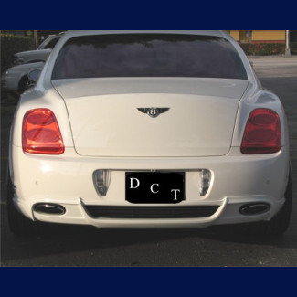 2005-2009 Bentley Flying Spur Euro Style Rear Bumper Skirt
