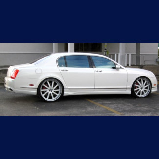 2005-2013 Bentley Flying Spur Euro Style Side Skirts