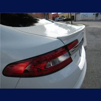 2007-2015 Jaguar XF Factory Style Rear Lip Spoiler