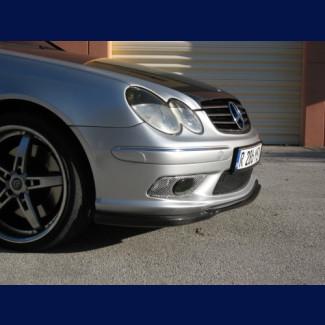 2003-2005 Mercedes CLK Euro Style Front Lip Spoiler