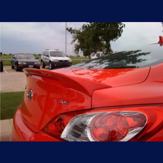 2009-2013 Hyundai Genesis Coupe Factory Style Rear Lip Spoiler