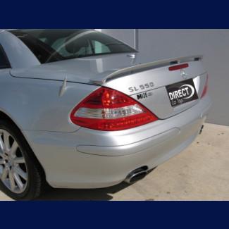2002-2012 Mercedes SL L-Style Rear Wing Spoiler