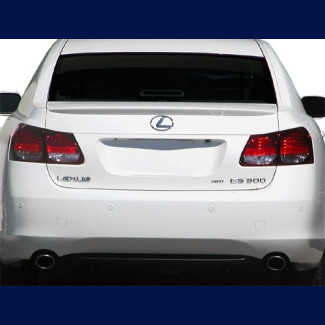 2006-2011 Lexus GS Factory Style Rear Lip Spoiler