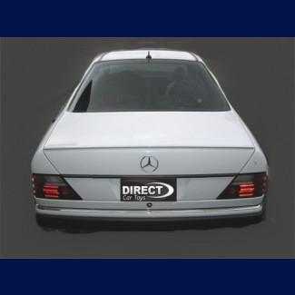 1986-1995 Mercedes E-Class Coupe Euro Style Rear Lip Spoiler