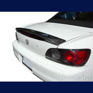 2000-2009 Honda S2000 Factory Style Rear Lip Spoiler