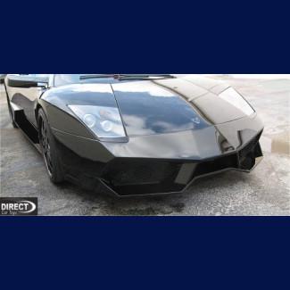 2001-2010 Lamborghini Murcielago Linea Tesoro Front Bumper Cover