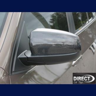 2006-2013 BMW X6 Carbon Fiber Side Mirror Covers