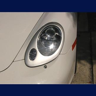 2005-2012 Porsche Cayman Tuner Style Headlight Covers
