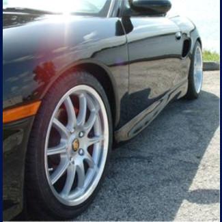 1997-2004 Porsche Boxster Aero Style Side Skirts