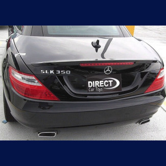 2012-2016 Mercedes SLK Factory Style Rear Lip Spoiler