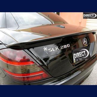 2005-2011 Mercedes SLK Tuner Style Rear Lip Spoiler