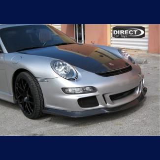 2005-2008 Porsche 911 / 997 GT3 Euro Style Front Lip Spoiler