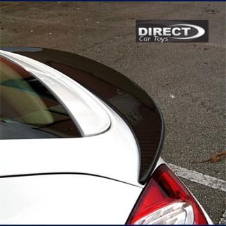 2010-2013 Porsche Panamera Euro Style Flush Mount Rear Lip Spoiler