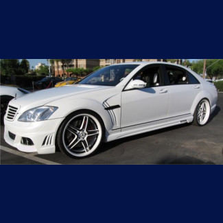 2007-2012 Mercedes S-Class W-Style Complete Body Kit