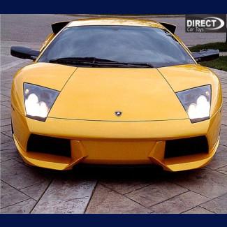 2001-2006 Lamborghini Murcielago Linea Tesoro 2pc Front Lip Spoiler