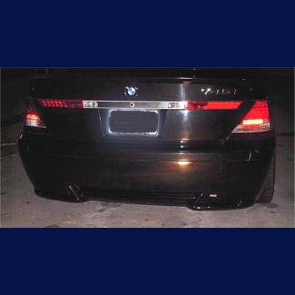2002-2005 BMW 7-Series ACS Style Rear Bumper Insert