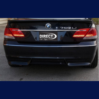 2005-2008  BMW 7-Series ACS Style Rear Bumper Insert