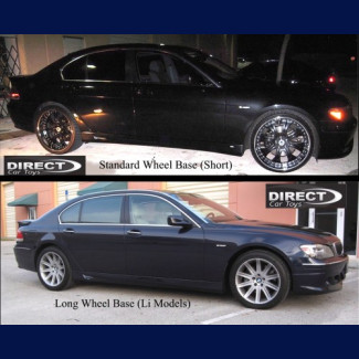2002-2008 BMW 7-Series ACS Style Side Skirts