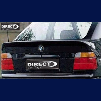 1992-1999 BMW 318ti Hatchback 3pc ACS Style Rear Lip Spoiler