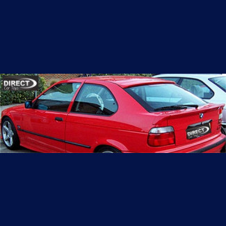 1992-1999 BMW 318ti Hatchback ACS Style Rear Roof Spoiler