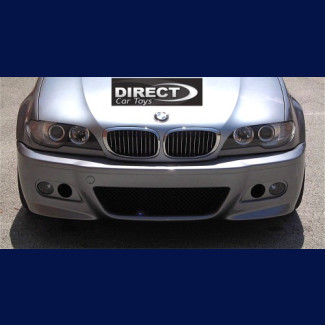 1999-2005 BMW 3-Series Coupe M3 Style Front Bumper Cover